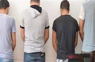 القبض على 5 تعدوا على شخص وأجبروه على توقيع إيصالات أمانة بالشروق