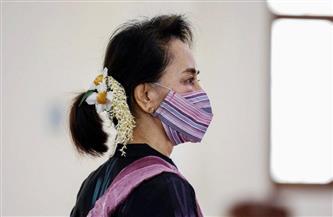 """توجيه اتهامات جديدة لزعيمة """"المعارضة البورمية"""".. واستمرار الاحتجاجات في أنحاء ميانمار"""