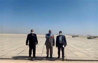 سكرتير عام مساعد أسيوط يعاين بعض المواقع بديروط ضمن مبادرة الريف المصري| صور