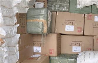 إحباط تهريب بضائع أجنبية وضبط قضيتين هجرة غير شرعية بالمنافذ الجمركية