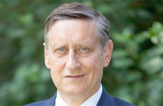 السفير الألماني في زيارة لأسوان لبحث فرص التعاون الألماني المصري