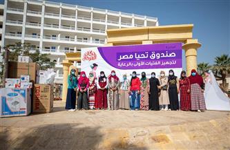 """""""صندوق تحيا مصر"""" ينظم قوافل الحماية الاجتماعية والرعاية الصحية بسوهاج"""