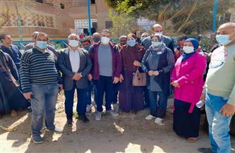 محافظ أسيوط: حملات نظافة وتشجير بمركز القوصية | صور