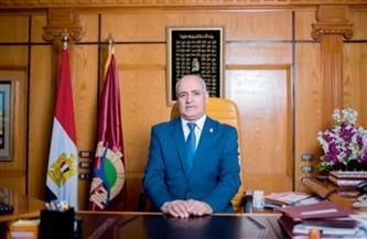 """رئيس جامعة الفيوم: توفير لقاح """"كورونا"""" لأعضاء هيئة التدريس وللعاملين"""