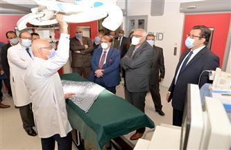 تجديد جناح العمليات بمركز جراحة الكلى والمسالك البولية بجامعة المنصورة | صور