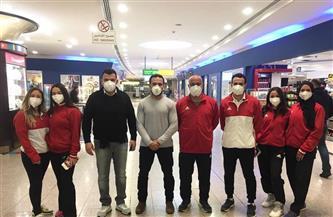 الكاراتيه يغادر إلى تركيا للمشاركة في بطولة البريميرليج الدولية