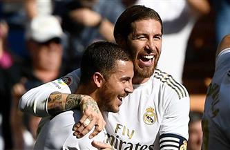 ريال مدريد يستعيد «راموس وهازارد» قبل مواجهة أتالانتا