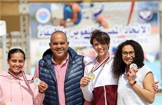 انطلاق كأس مصر للسباحة بالزعانف المؤهلة لبطولة العالم  صور