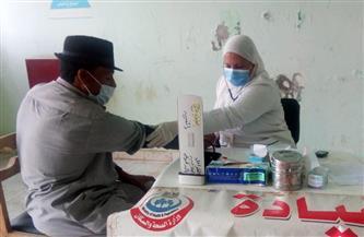 الكشف على 1511 مريضا في قافلة طبية بمركز بلقاس |صور