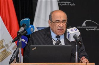 مصطفى الفقي: الرئيس السيسي واجه المشكلات بالعمل وإقامة المشروعات |صور