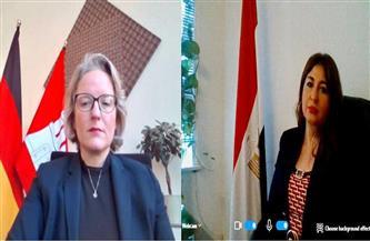 اعتماد السفيرة عبير عمر سليمان قنصلا لمصر عن الولايات الشمالية الألمانية