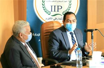 رئيس «التنظيم والإدارة» يتفقد فرع الإسكندرية ويوجه بربطه إلكترونيًا بالمقر الرئيسي | صور