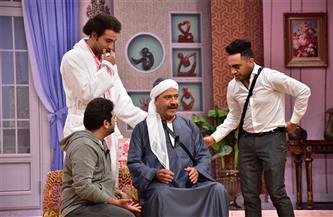 """غدا.. """"فوزي الدرمللي"""" جديد أشرف عبدالباقي ومسرح مصر   صور"""