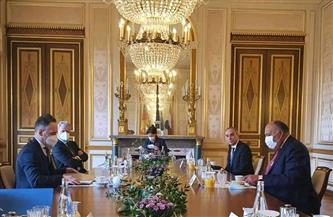 ناقشا مستجدات سد النهضة ومكافحة الإرهاب.. تفاصيل لقاء وزير الخارجية ونظيره الألماني | صور