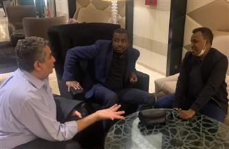 مشاورات مكثفة لوفد اتحاد الكرة مع الوفود الإفريقية قبل انتخابات «تنفيذي فيفا» | صور