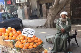 بائعو عربات الفاكهة.. قصص وحكايات مأساوية.. وأمنيات بلقاء رئاسي  | فيديو وصور