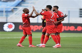 الجزيرة يستعيد الانتصارات بفوز صعب على حتا بالدوري الإماراتي