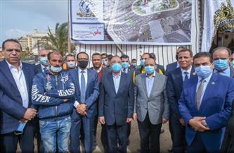 بينها مبادرة حياة كريمة.. وزير التنمية المحلية يناقش مع محافظ الإسكندرية عددا من الملفات