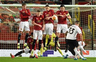ميلان يغازل دور الثمانية للدوري الأوروبي بتعادل قاتل مع مانشستر يونايتد