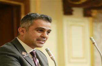 أحمد فتحي: عيد تحرير سيناء سيظل محفورًا في نفوس كل المصريين