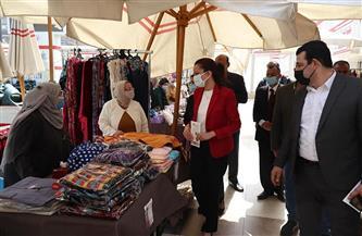 الجيزة تنظم معرضًا لبيع منتجات الشباب وأصحاب الحرف بالتعاون مع نادي الزمالك الرياضى