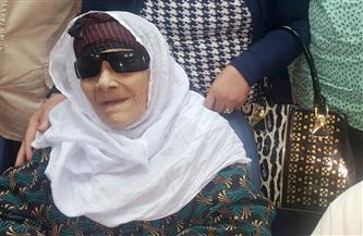 """وفاة """"الحاجة زينب"""" المتبرعة بقرطها الذهبي لصندوق """"تحيا مصر"""" عن عمر ناهز 100 عام"""