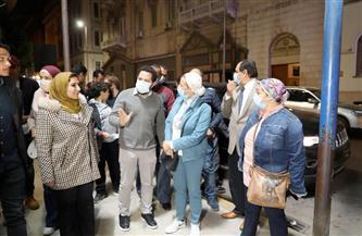 وزيرة البيئة تشجع أصحاب المحال والمطاعم بالإسكندرية على استخدام بدائل للأكياس البلاستيكية