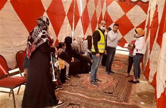 الكشف على 400 مواطن في قافلة طبية بقرية المراغي في الإسكندرية  صور