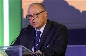 «كاف» يعين هاني أبوريدة في لجنة طوارئ الاتحاد الإفريقي