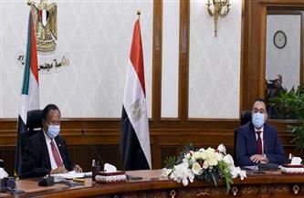 تعاون إستراتيجي في كل المجالات.. أبرز ما جرى خلال زيارة رئيس وزراء السودان للقاهرة