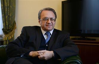 بوجدانوف يبحث التحضير لاجتماع اللجنة الدستورية السورية مع بيدرسن