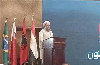 وزير أوقاف باكستان: نثمن دور مصر والأزهر في محاربة التشدد والغلو