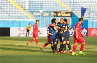 بيراميدز يتقدم بثلاثية مقابل هدف على فريق العبور بكأس مصر