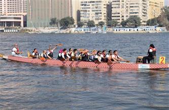 الاتحاد الدولي لقوارب التنين يدعو مصر للمشاركة في بطولة العالم القادمة