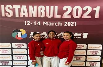 الكاراتيه ينافس على ذهبية وأربع برونزيات في بطولة البريميرليج الدولية  بإسطنبول