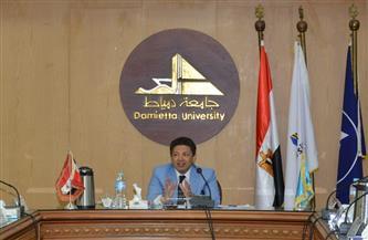 جامعة دمياط ضمن أفضل 10 جامعات مصرية بتصنيف «Nature»