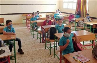 ١٢٣مدرسة تبدأ الفصل الدراسي الثاني في جنوب سيناء|صور
