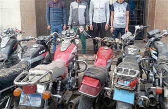 ضبط 4663 دراجة نارية مخالفة خلال أسبوع