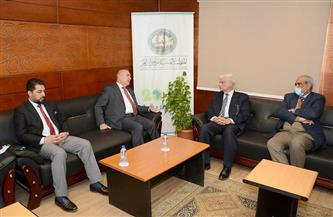 رئيس ديوان الوقف السني: للأزهر الشريف مكانة خاصة لدى المواطن العراقي | صور