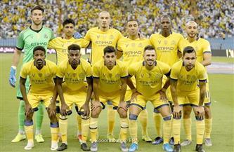 النصر يفوز على العين بثنائية مغربية في الدوري السعودي