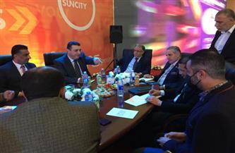 غرفة صناعة الجلود: مباحثات لإقامة معارض مشتركة وتسهيل نفاذ الصادرات المصرية للسوق الليبي