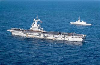 القوات البحرية المصرية والفرنسية تنفذان تدريبًا بحريًا عابرًا في نطاق مسرح العمليات للأسطول الجنوبي