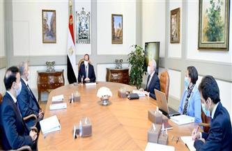 تفاصيل اجتماع الرئيس السيسي مع محافظ البنك المركزي
