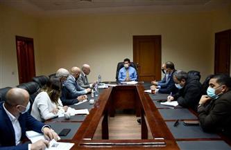 وزير الرياضة يبحث استعدادات استضافة مصر لبطولة العالم للخماسي الحديث| صور