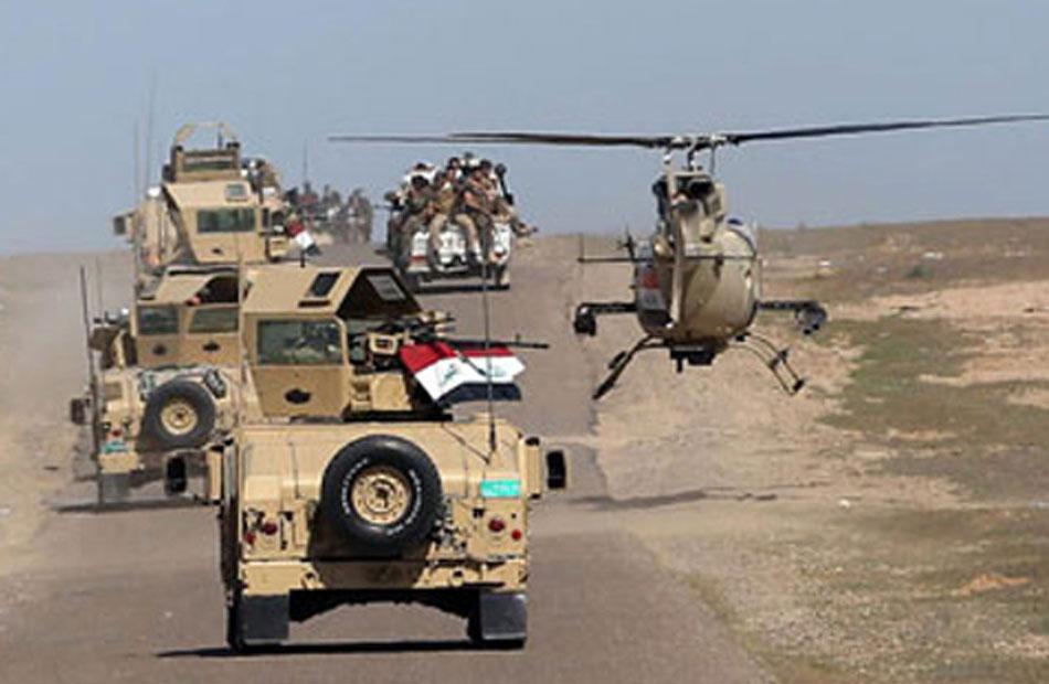 العراق القبض على أحد العناصر الإرهابية شرق بغداد
