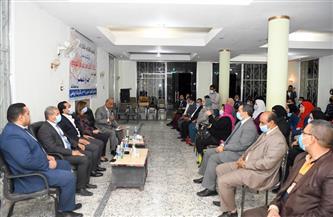 نائب محافظ قنا: تطوير الريف المصري قرار تاريخي | صور