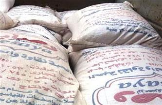 ضبط 5 أطنان أرز وأعلاف منتهية الصلاحية ومجهولة المصدر بالشرقية | صور