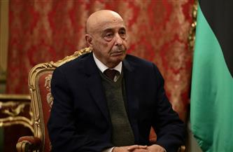 """رئيس """"النواب الليبي"""": حان الوقت لطي صفحات الصراع والتطلع إلى المستقبل"""