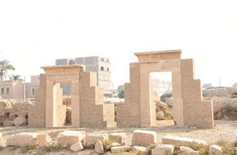 """البعثة الأثرية الفرنسية بمدينة قفط تصل لنتائج جديدة بمعبدي """"مين"""" و""""إيزيس""""   صور"""