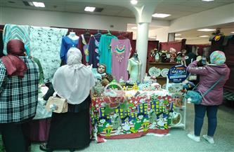 «قومي المرأة» يطلق معرض تسويق منتجات مبادرة «ست الدار» بدمياط | صور